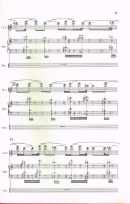 This page is 11x17. Three measures of music. Thanks, Ricordi.